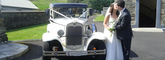 Bramwith Vintage Wedding Car