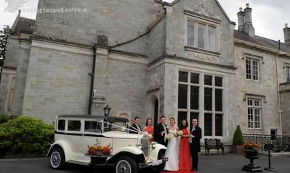 Bramwith Vintage Wedding Car