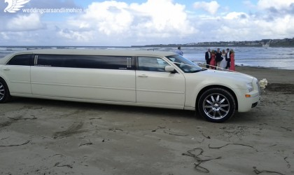 Baby Bentley Stretched Limo