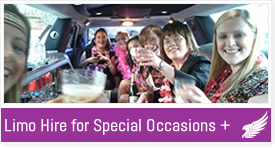 limo hire for special occasions