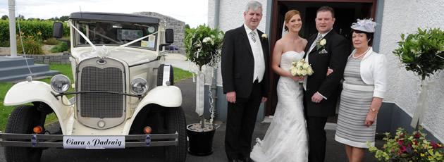 <em>Wedding Car Hire</em>